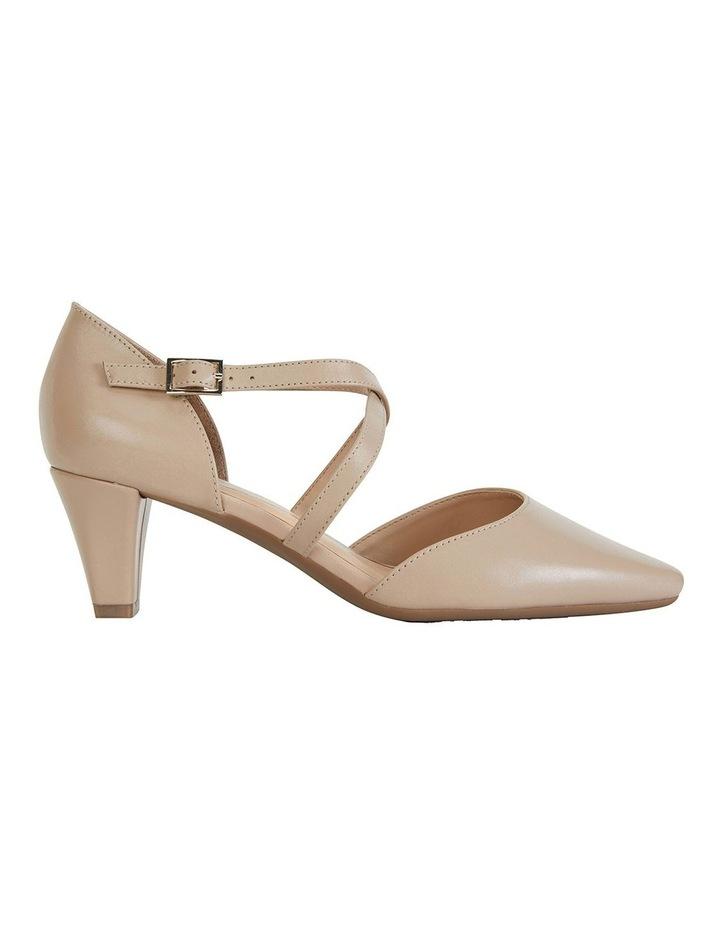Adison Nude Glove Heeled Shoes image 1