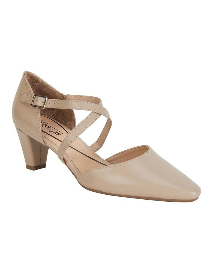 Adison Nude Glove Heeled Shoes image 2