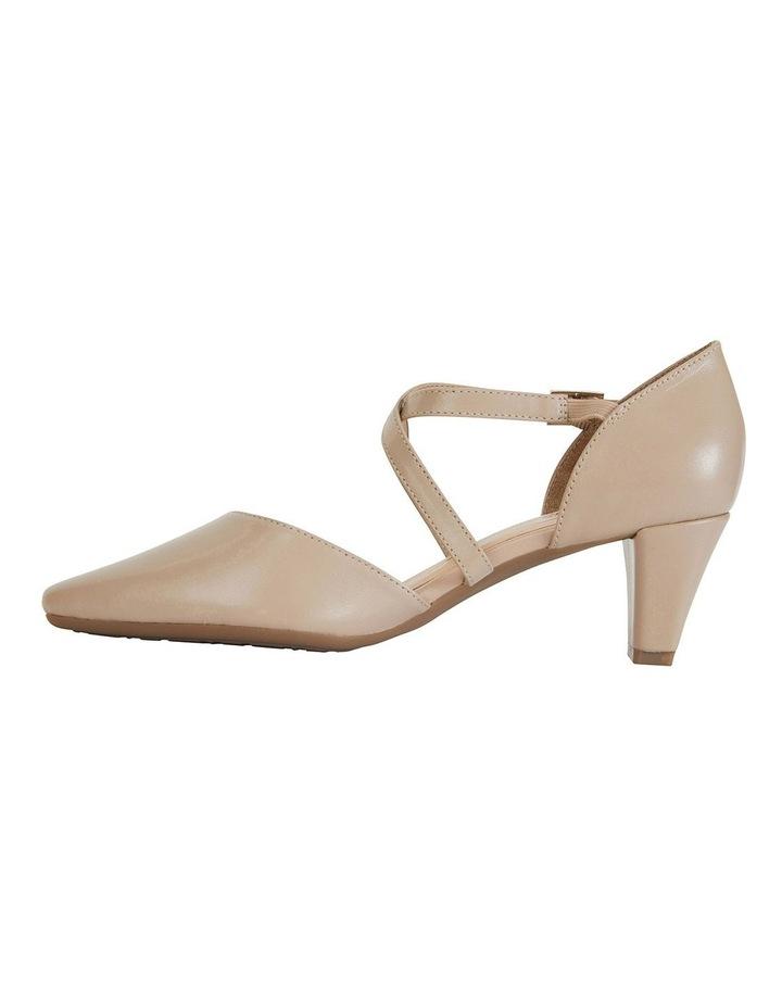 Adison Nude Glove Heeled Shoes image 3