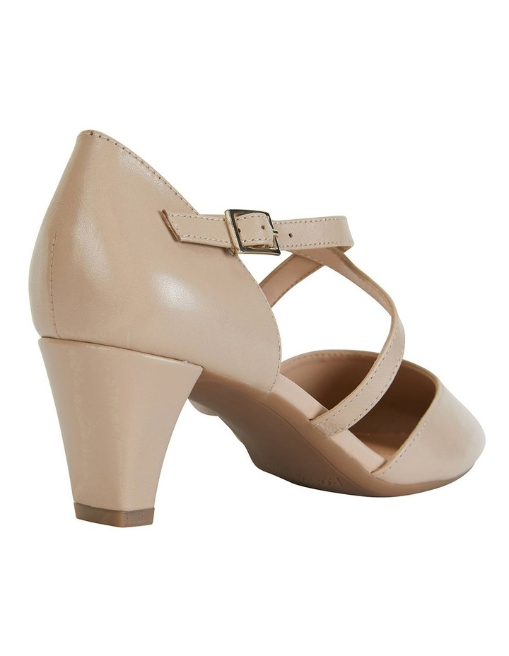 Adison Nude Glove Heeled Shoes image 4