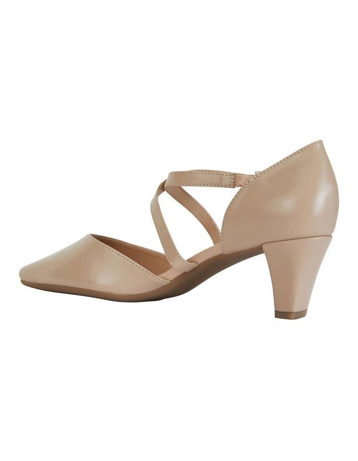 Adison Nude Glove Heeled Shoes image 5