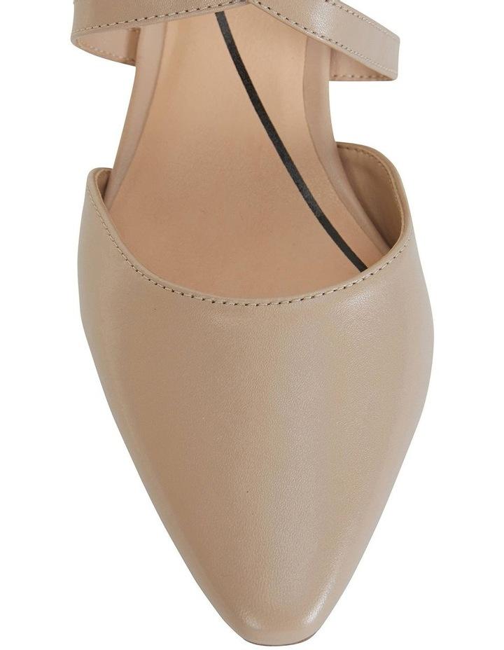 Adison Nude Glove Heeled Shoes image 7