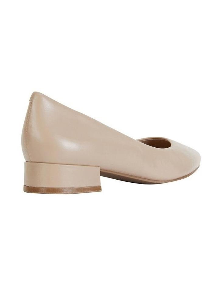 Janine Nude Glove Heeled Shoes image 4