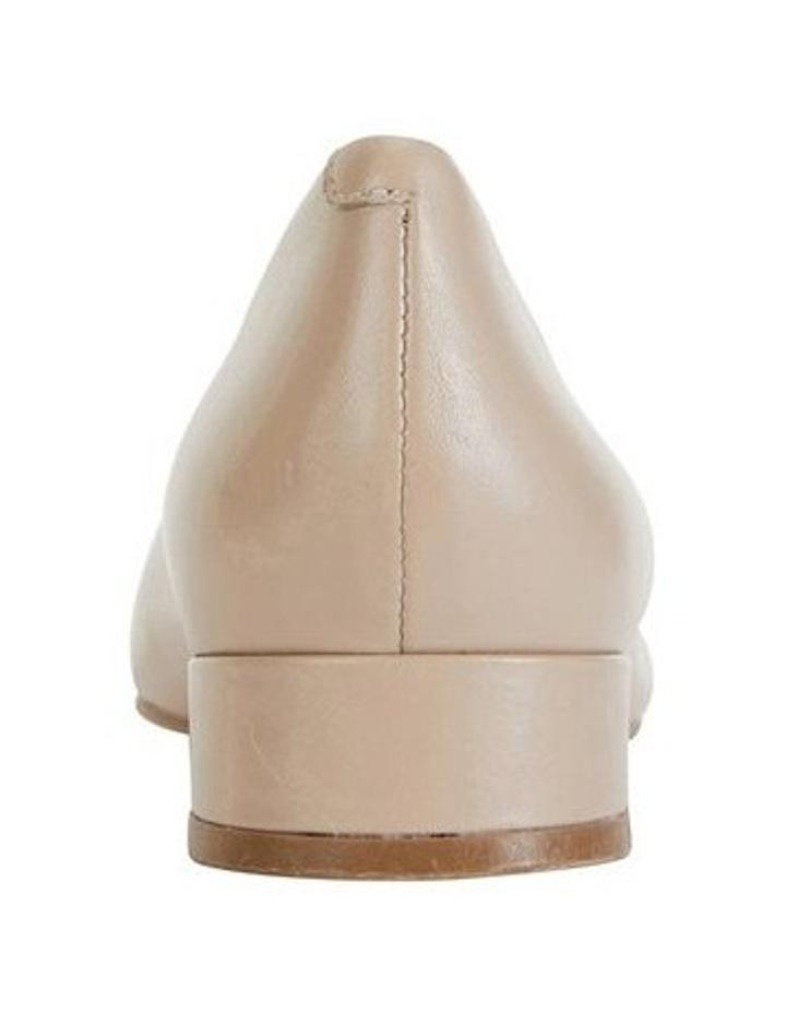 Janine Nude Glove Heeled Shoes image 6