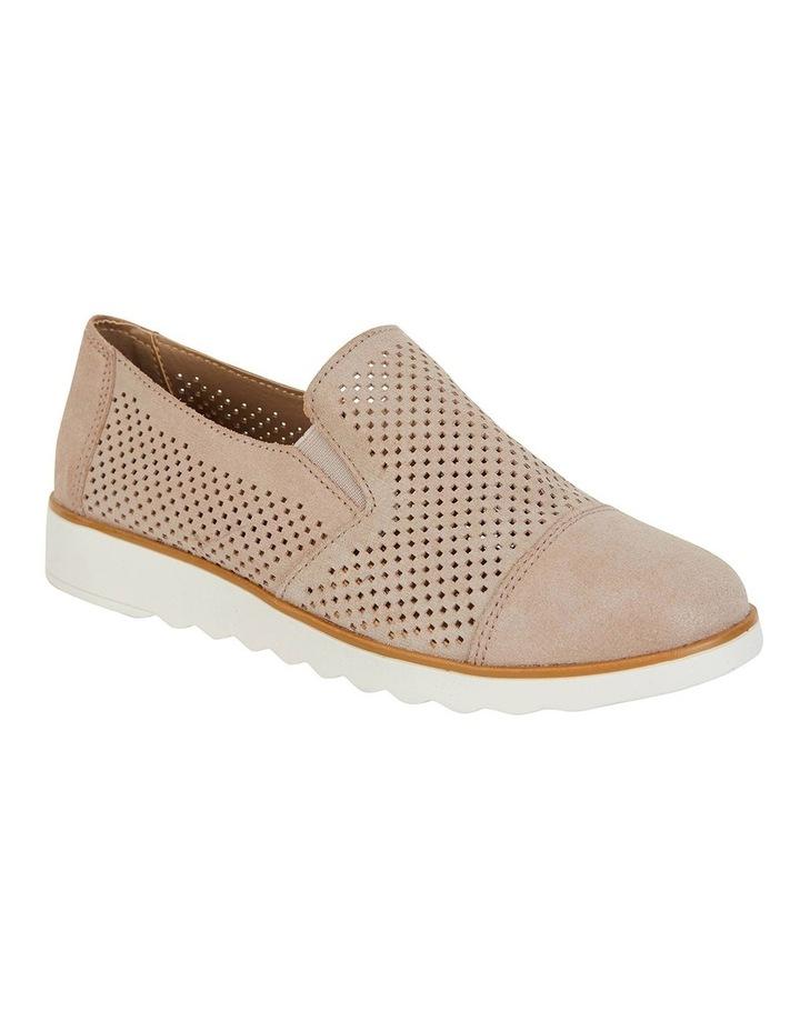 Davis Nude Combo Flat Shoes image 2