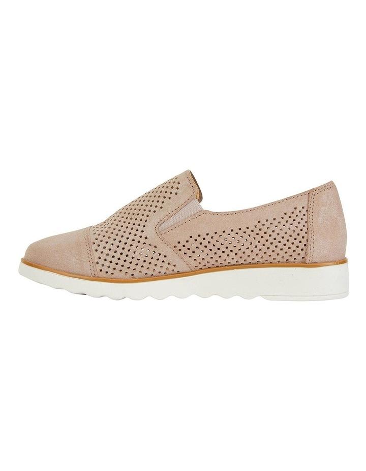 Davis Nude Combo Flat Shoes image 3