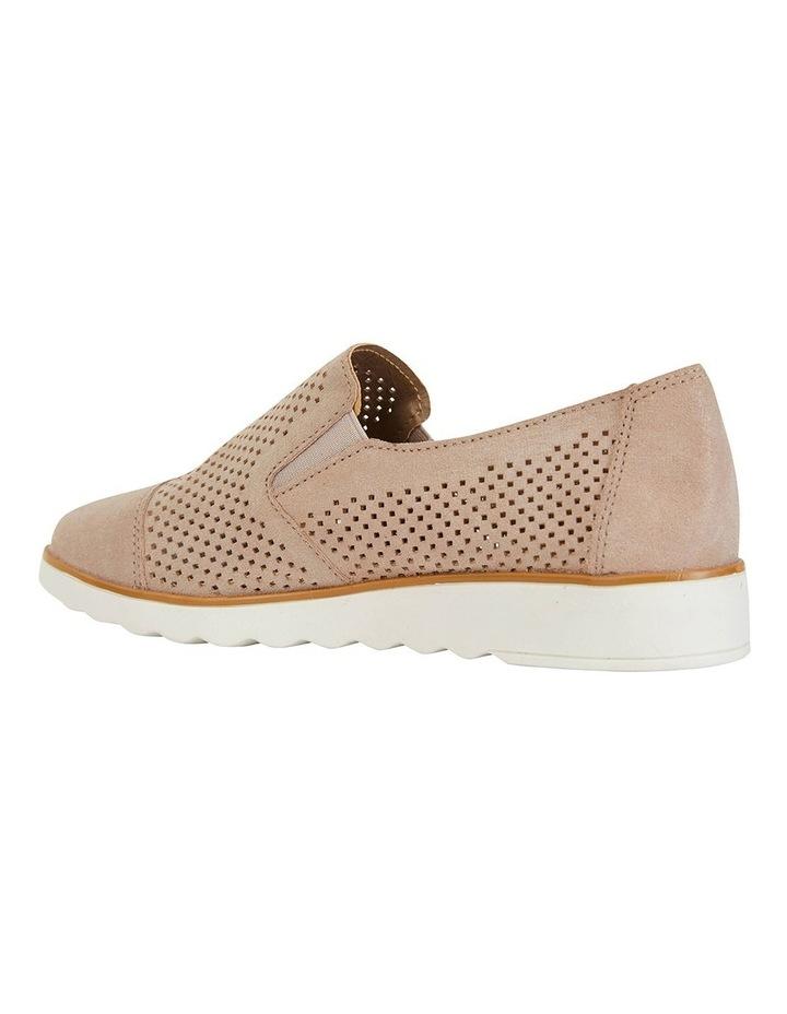 Davis Nude Combo Flat Shoes image 5