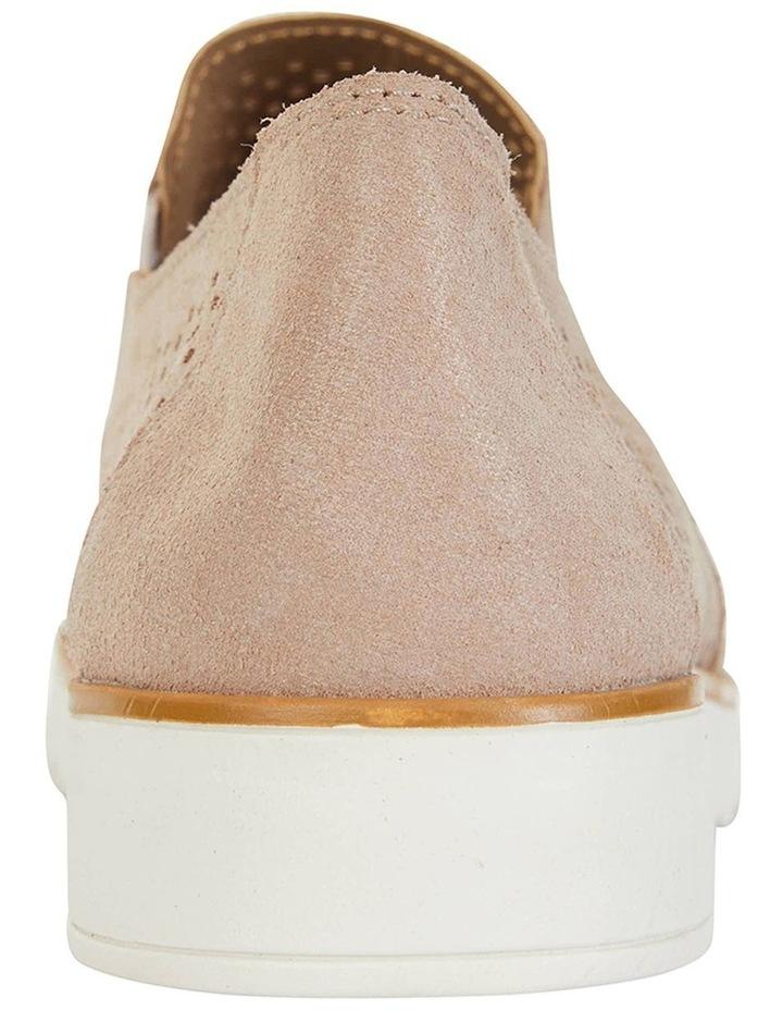 Davis Nude Combo Flat Shoes image 6