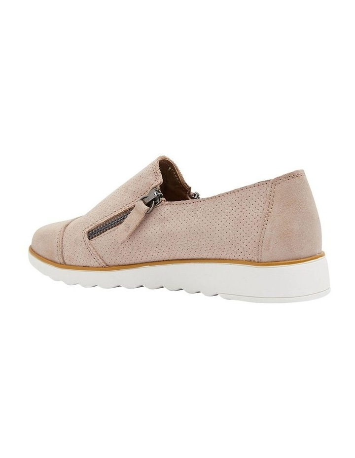 Dean Nude Combo Flat Shoes image 5