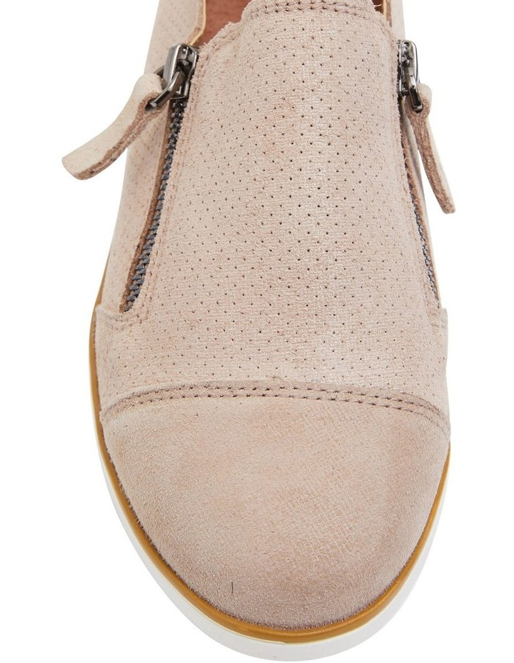 Dean Nude Combo Flat Shoes image 7