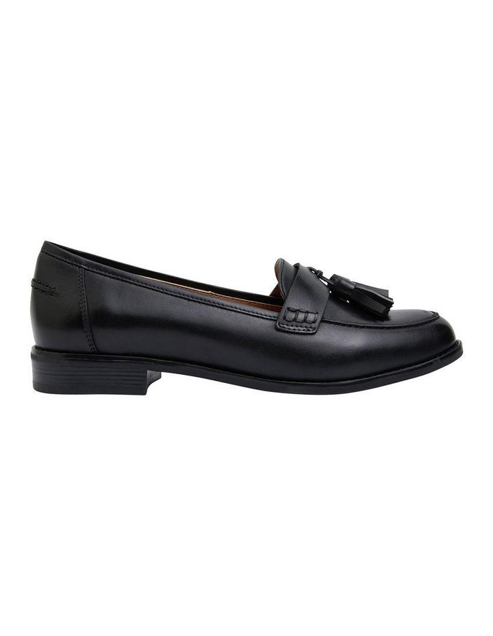 Gazebo Black Glove Flat Shoes image 1