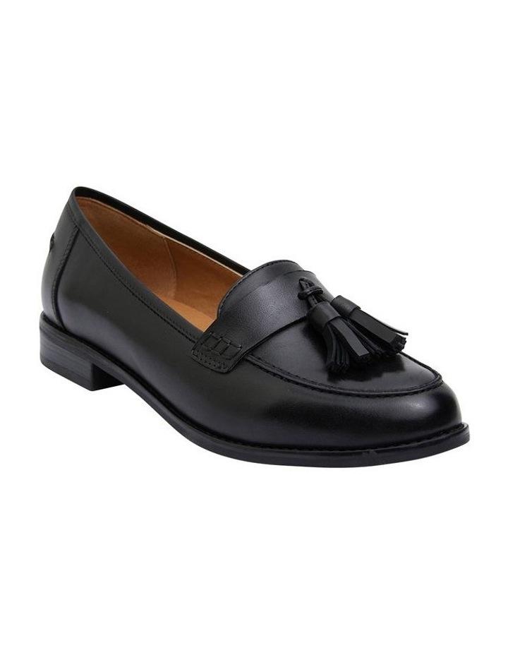 Gazebo Black Glove Flat Shoes image 2