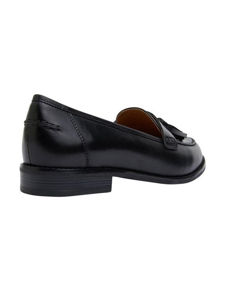 Gazebo Black Glove Flat Shoes image 4