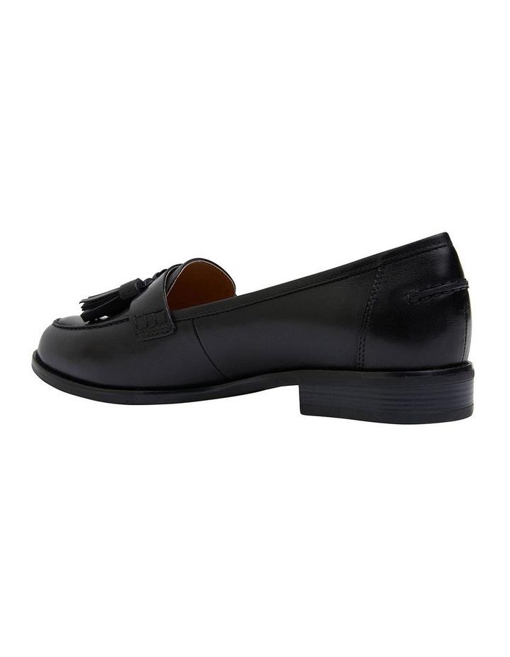 Gazebo Black Glove Flat Shoes image 5