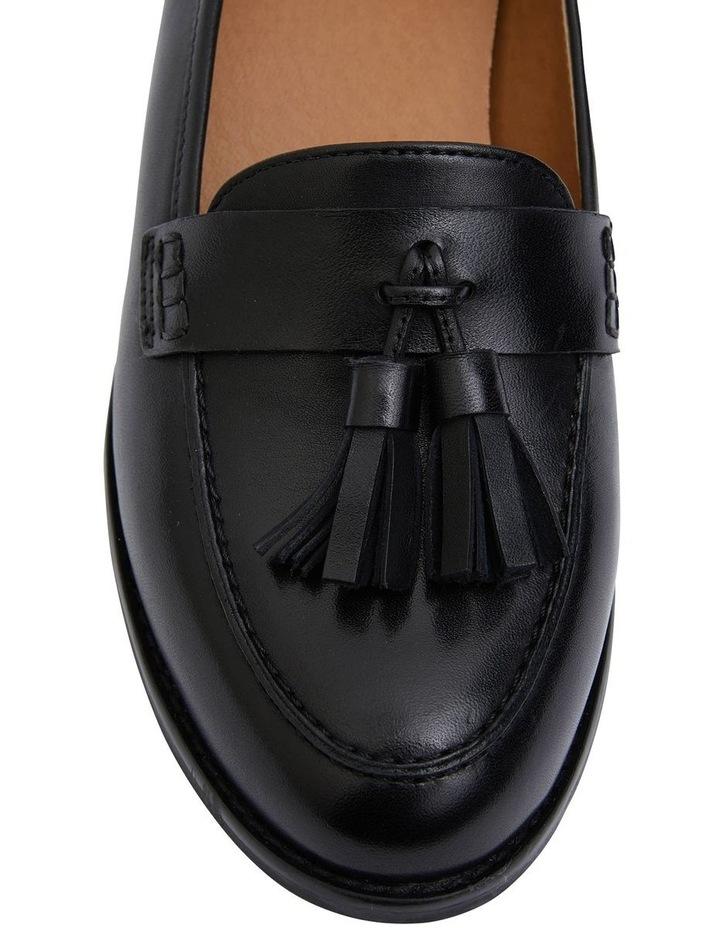 Gazebo Black Glove Flat Shoes image 7