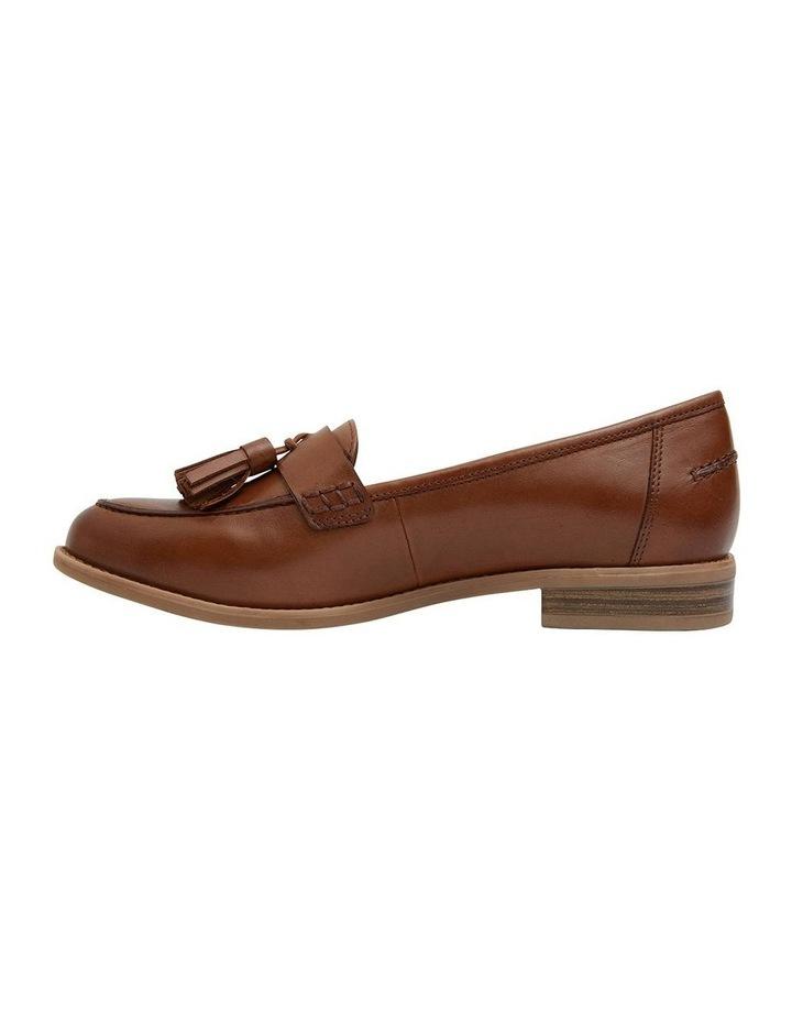 Gazebo Cognac Glove Flat Shoes image 3