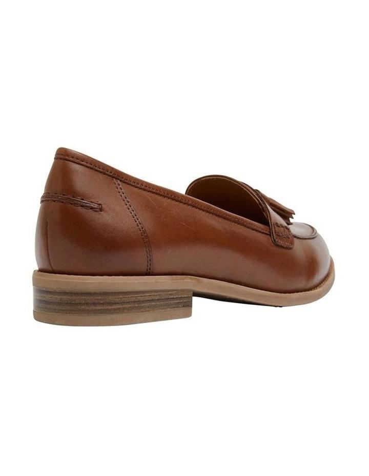 Gazebo Cognac Glove Flat Shoes image 4
