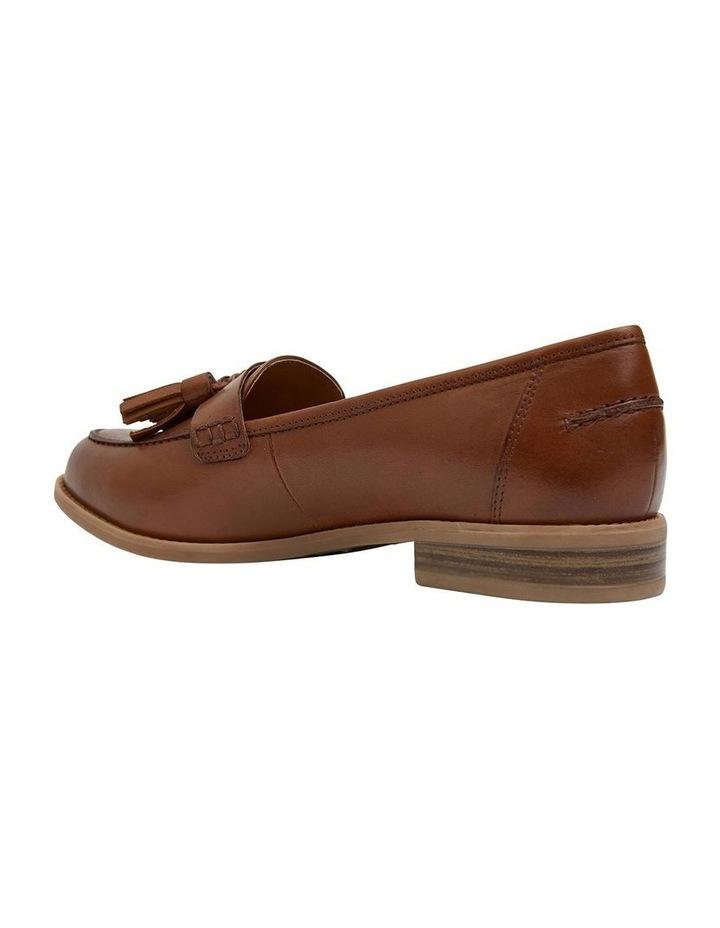 Gazebo Cognac Glove Flat Shoes image 5