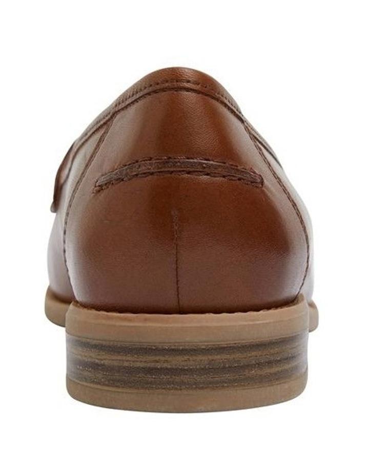 Gazebo Cognac Glove Flat Shoes image 6
