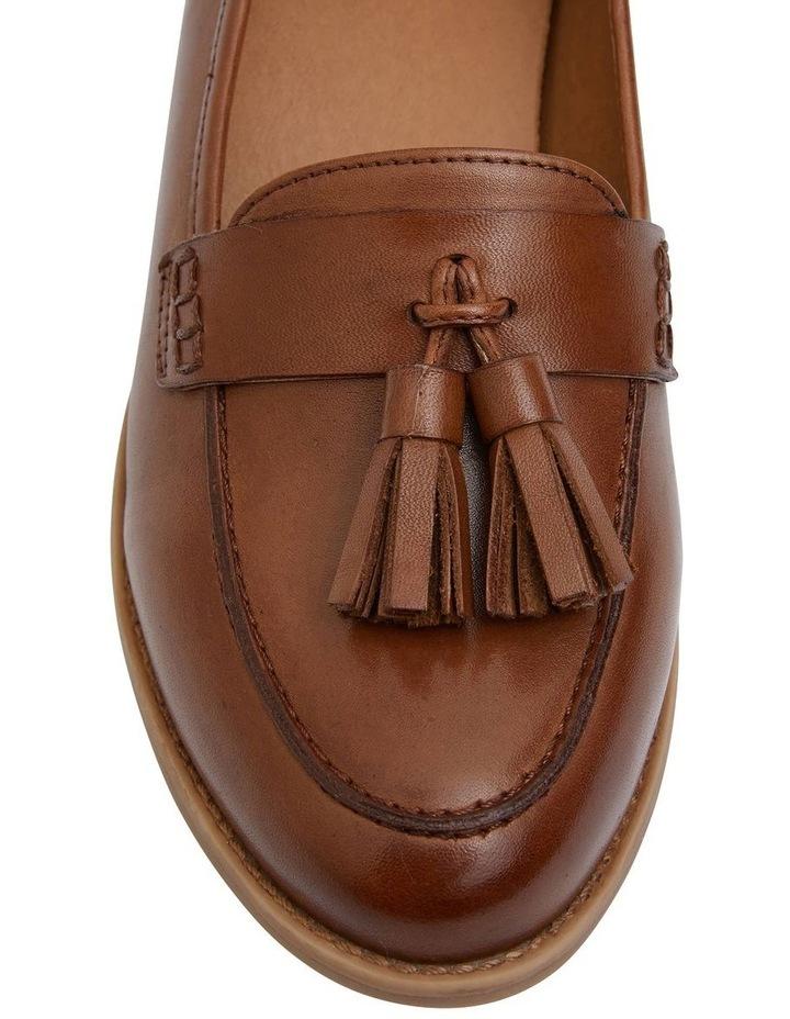 Gazebo Cognac Glove Flat Shoes image 7