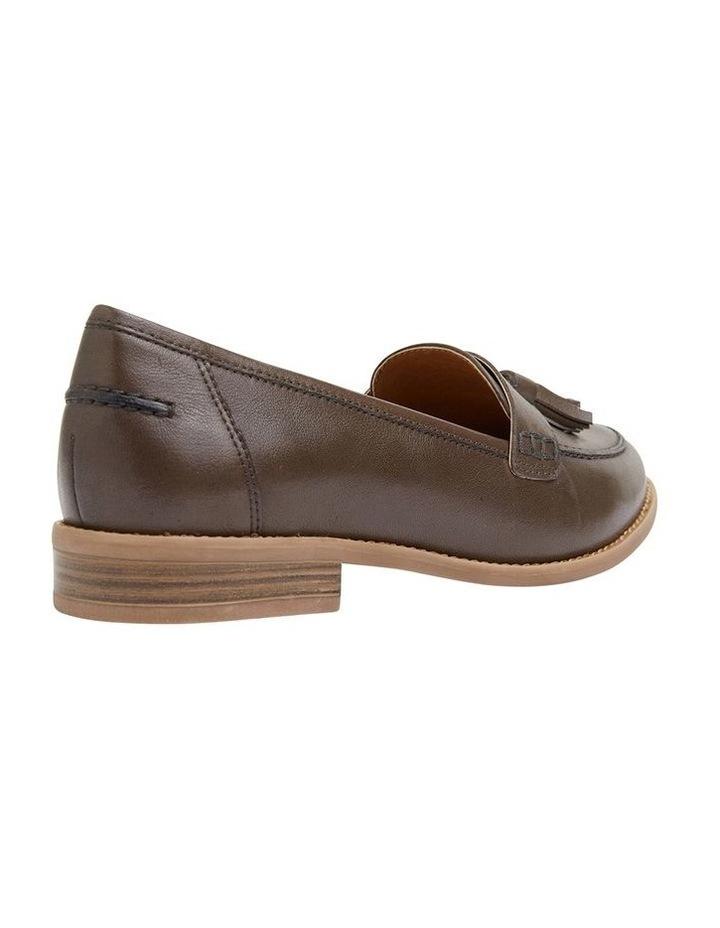 Gazebo Khaki Glove Flat Shoes image 4