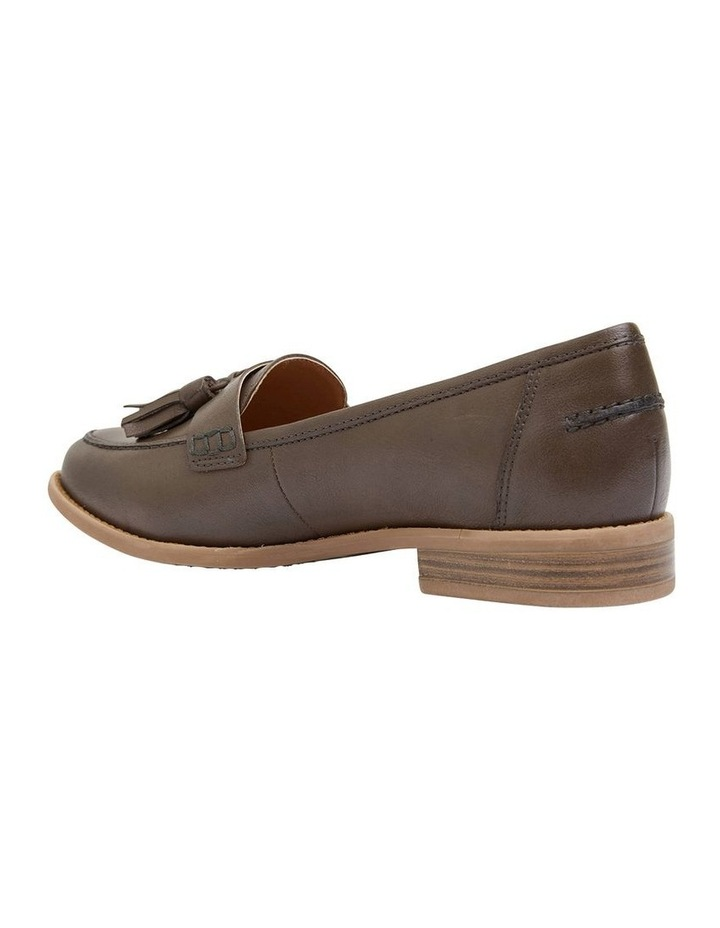 Gazebo Khaki Glove Flat Shoes image 5