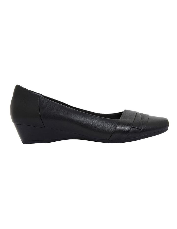 Glove Heeled Shoes Saturn Black image 1