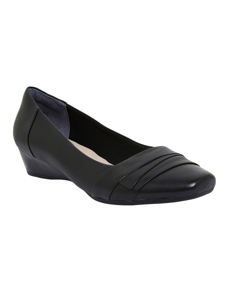 Glove Heeled Shoes Saturn Black image 2