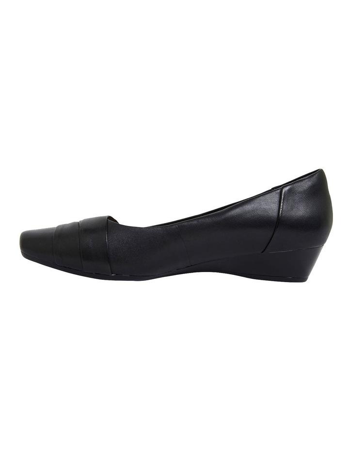 Glove Heeled Shoes Saturn Black image 3