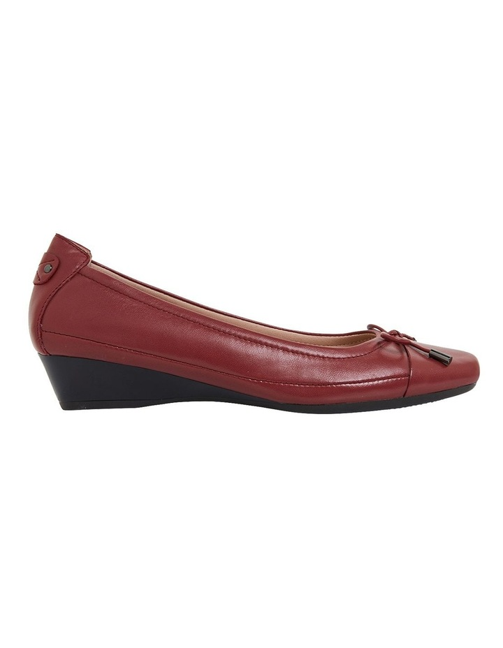 Glove Heeled Shoes Shannon Red image 1