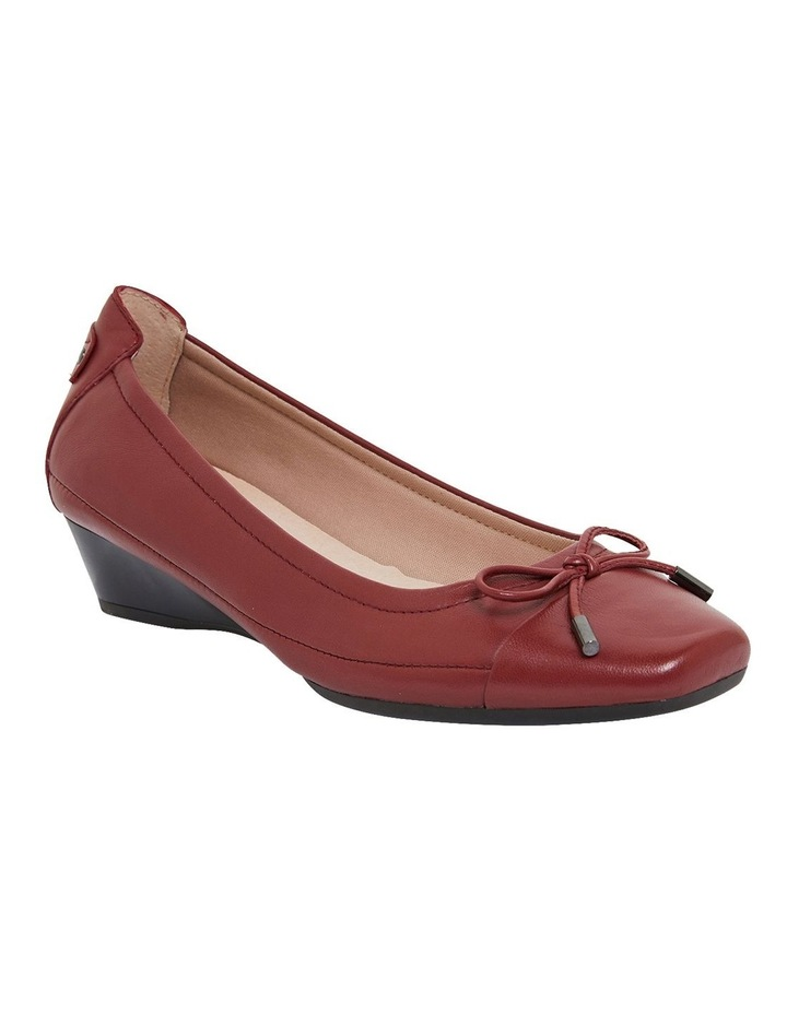 Glove Heeled Shoes Shannon Red image 2