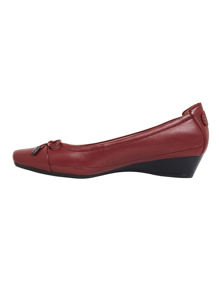 Glove Heeled Shoes Shannon Red image 3