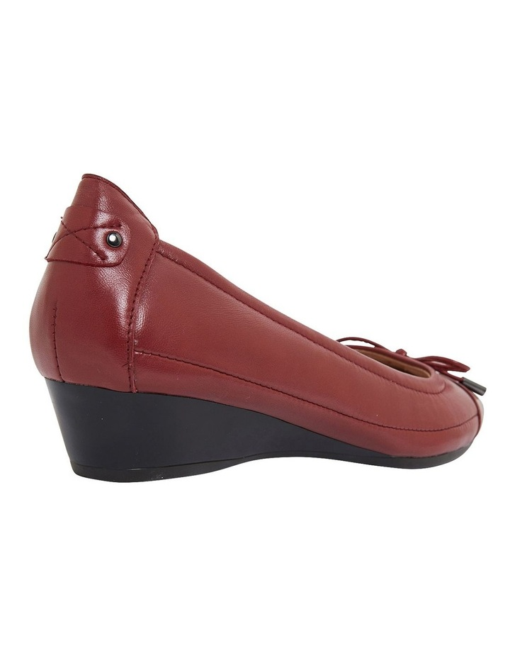 Glove Heeled Shoes Shannon Red image 4