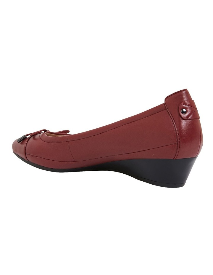 Glove Heeled Shoes Shannon Red image 6