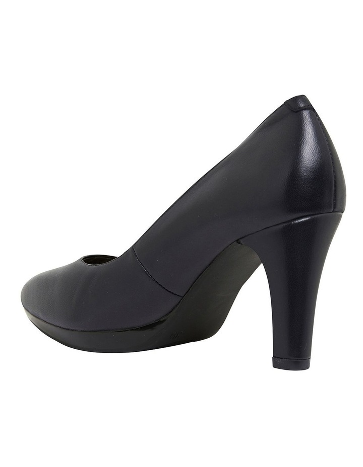 Opera Black Glove Heeled Shoes image 5