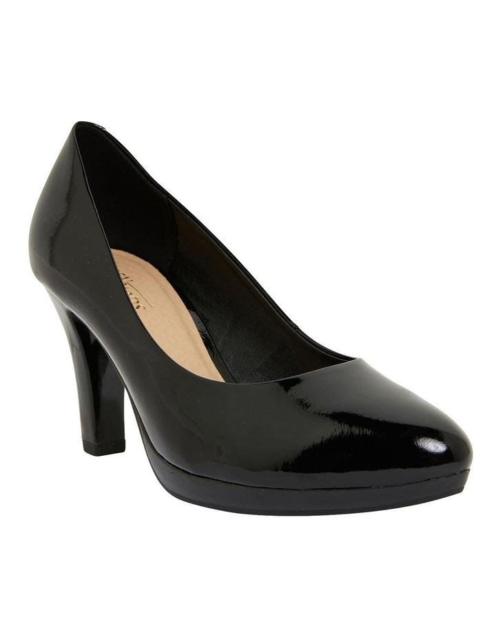 Opera Black Patent Heeled Shoes image 2
