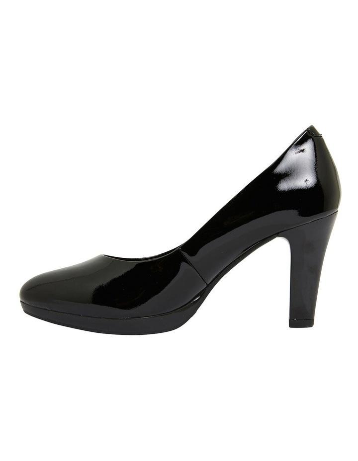 Opera Black Patent Heeled Shoes image 3