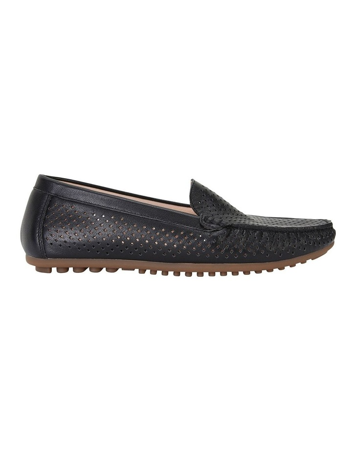 Gabriel Black Glove Flat Shoes image 1