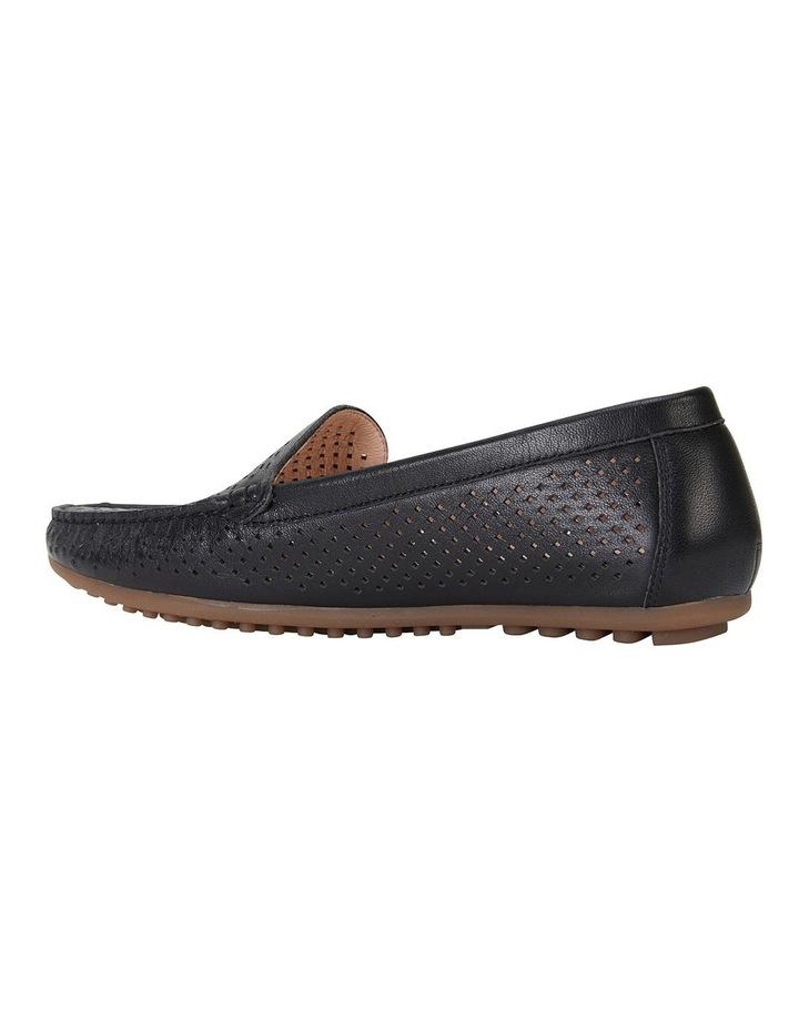 Gabriel Black Glove Flat Shoes image 7