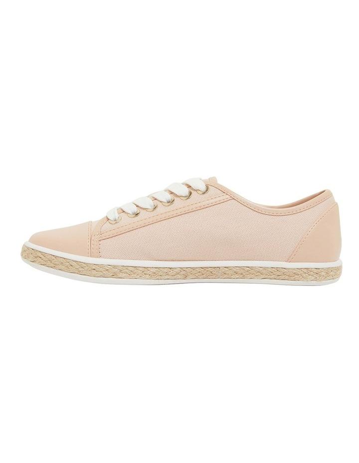 Yale Blush Smooth Flat Shoes image 3