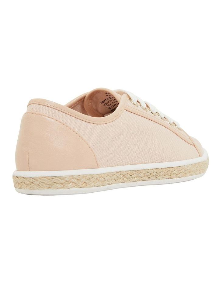 Yale Blush Smooth Flat Shoes image 4
