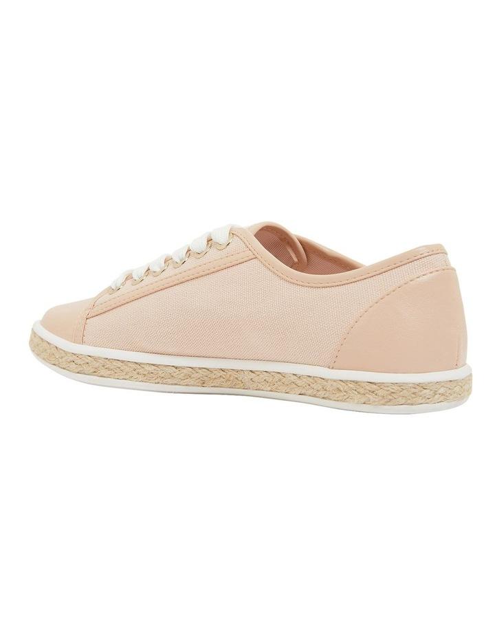 Yale Blush Smooth Flat Shoes image 7