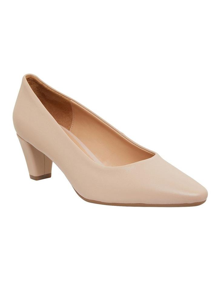 Aiken Blush Glove Heeled Shoes image 2