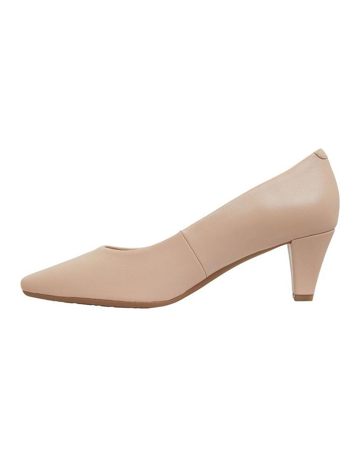 Aiken Blush Glove Heeled Shoes image 3
