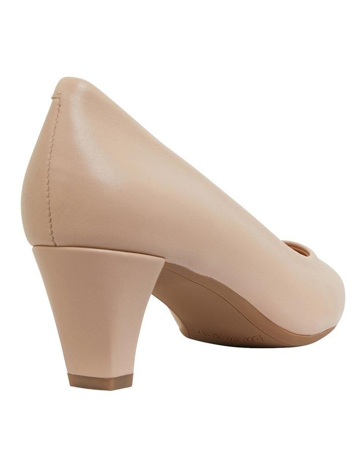 Aiken Blush Glove Heeled Shoes image 4