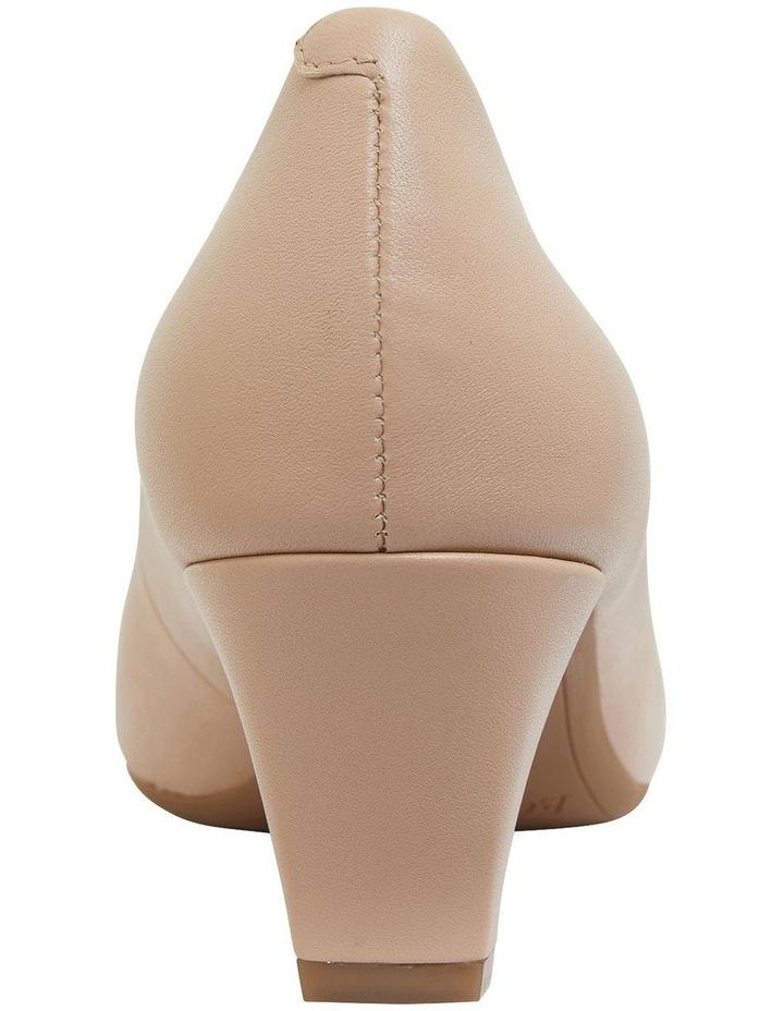 Aiken Blush Glove Heeled Shoes image 5