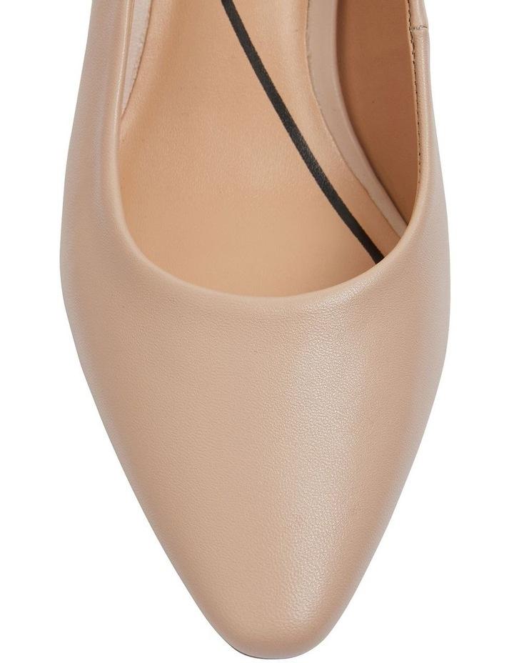 Aiken Blush Glove Heeled Shoes image 6