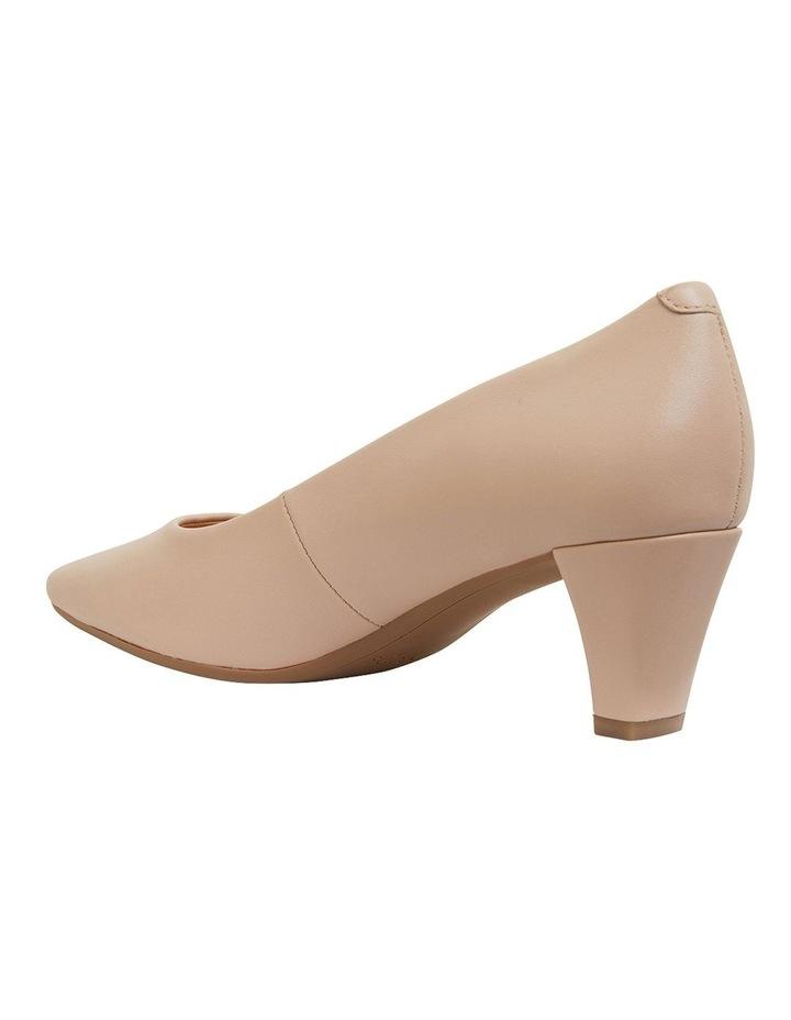 Aiken Blush Glove Heeled Shoes image 7