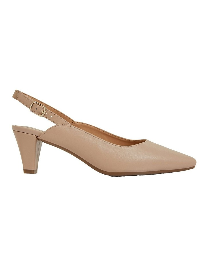 Agatha Blush Glove Heeled Shoes image 1