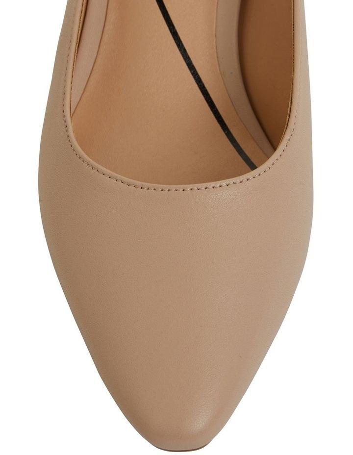 Agatha Blush Glove Heeled Shoes image 6